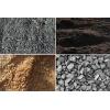 Щебень,  песок,  нерудные материалы